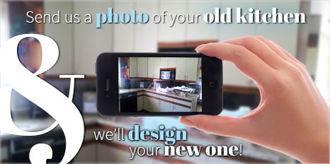We Design Your New Kitchen